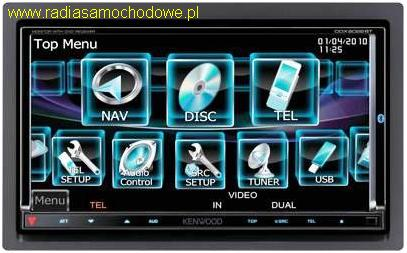 KENWOOD DDX8026BT (2DIN)