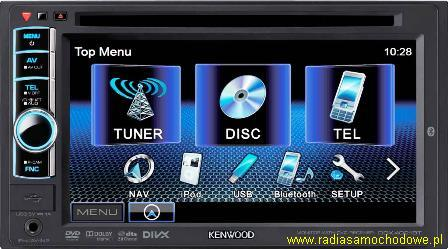 KENWOOD DDX4021BT