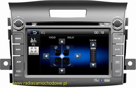 GMS Nawigacja do Honda CR-V 2013->