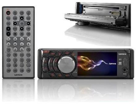LENCO CS-460DVD +LCD-3,5""