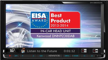 KENWOOD DNN-9230DAB (2DIN)