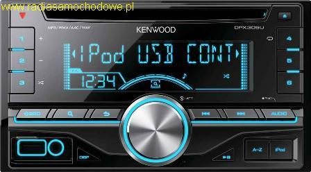 KENWOOD DPX-305U (2DIN)