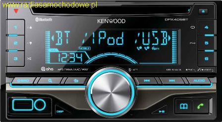 KENWOOD DPX-405BT (2DIN)