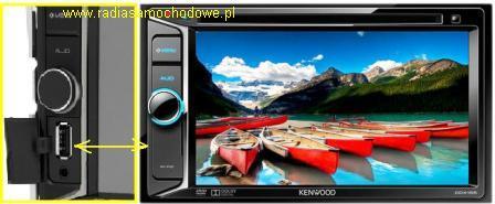 KENWOOD DDX155