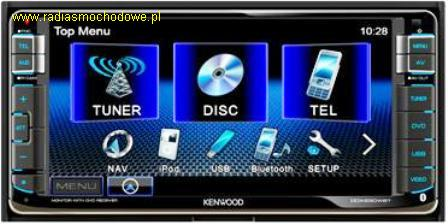 KENWOOD DDX630WBT for: TOYOTA