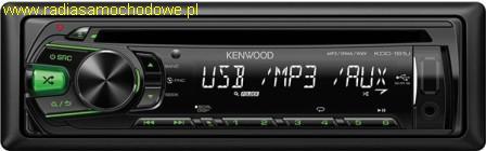 KENWOOD KDC-161UG