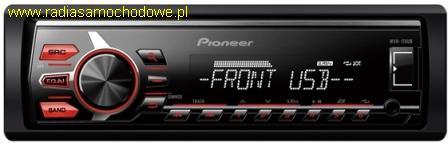Pioneer MVH-170UB