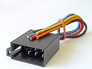Złącze ISO-rozdzielone - gniazdo zasilania