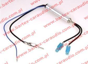 # Separator antenowy DIN-FAKRA_DUAL (wtyki rozdzielone)