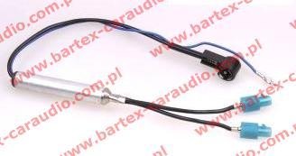 # Separator antenowy ISO-FAKRA_DUAL (wtyki rozdzielone)