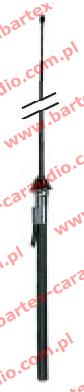 Antena teleskopowa do VW GOLF-2 + VW T4 (BRT)