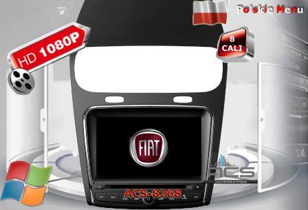 ACS Nawigacja do FIAT Freemont 2011->