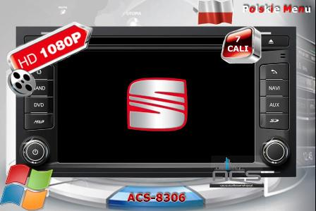 ACS Nawigacja do SEAT Leon-3 2012->