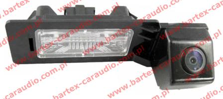 Kamera cofania do Skoda SUPERB-2 2008-> +inne (ACS)