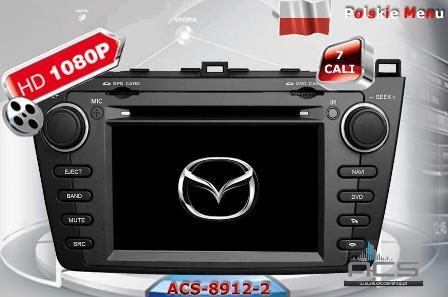 ACS Nawigacja do Mazda 6 2010-2012