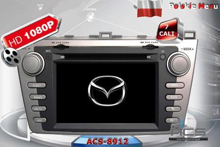 ACS Nawigacja do Mazda 6 2008-2010