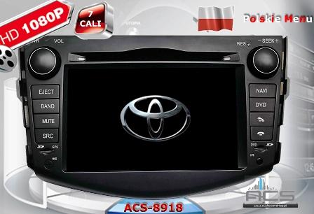 ACS Nawigacja do Toyota RAV-4 2006-2012