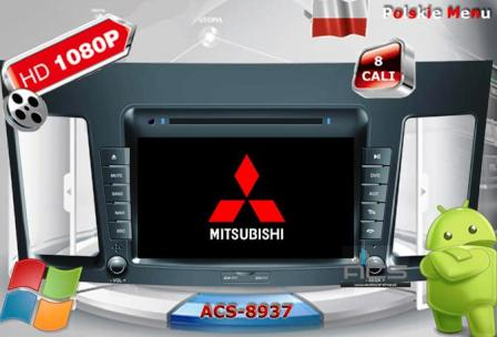 ACS Nawigacja do Mitsubishi LANCER 2008->