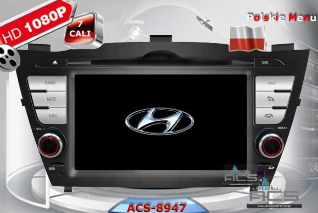 ACS Nawigacja do Hyundai iX35