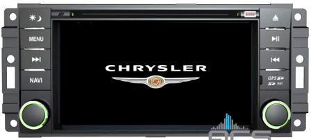 ACS Nawigacja do JEEP+Chrysler+DODGE 2007->