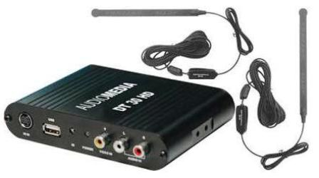 AUDIOMEDIA DT30HD tuner TV DVB-T