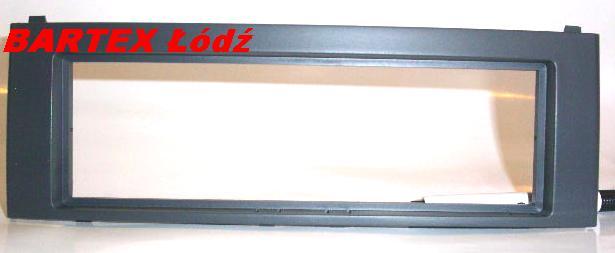 Mitsubishi COLT 2005-2009 ramka pod radio 1DIN