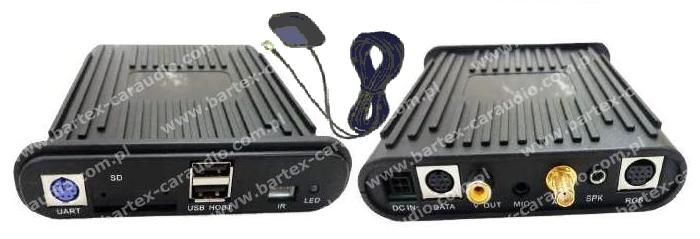 Phantom Navigation BOX HD (NaviBox GPS) BEZ OPROGRAMOWANIA