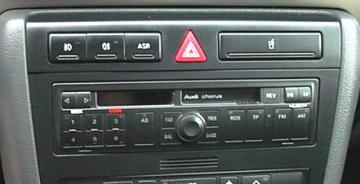 Audi Symphony Upgrade