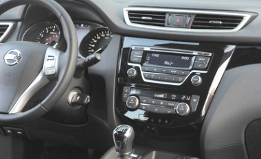 Ramki Radiowe Głośnikowe Nissan Nissan Qashqai J11 2013