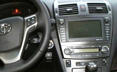Navi Toyota Avensis T27 also Navi Toyota Avensis T27 besides  on to replace a toyota avensis t27 radio cd player