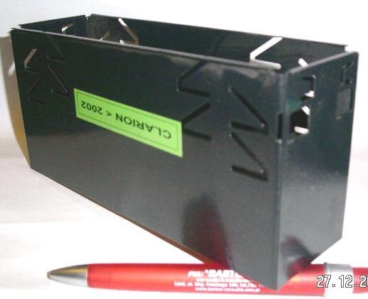 Półkieszeń montażowa do CLARION modele 2001-<