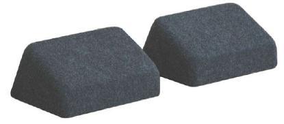 """Fiat 126p """"MALUCH""""  obudowy głośników (rozdzielone) - tylna półk"""