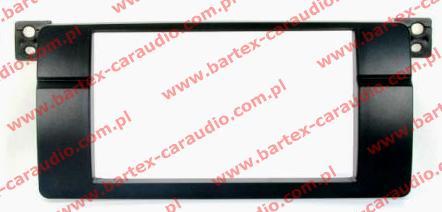 BMW-3 E46  ramka EU #2 pod radio 2DIN