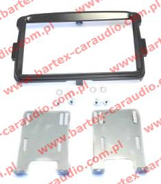 Dacia LODGY 2012-> +inne Ramka #2 pod radio 2DIN