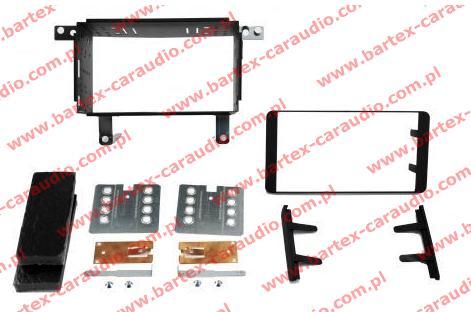Daihatsu SIRION II ramka+półkieszeń pod radio 2DIN