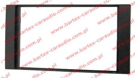 Ford C-Max 2004-2010 ramka maskująca pod radio 2DIN