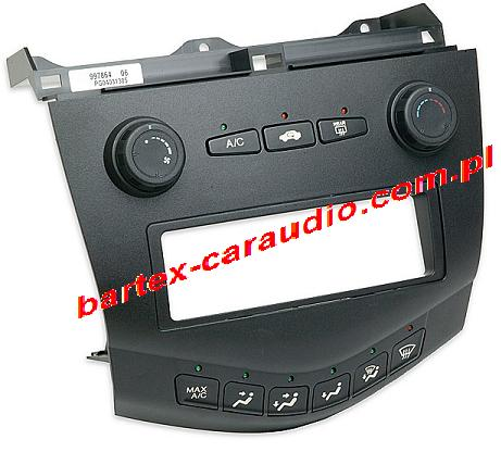 Honda ACCORD 2003-2008 ramka pod radio 1DIN