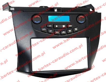 Honda ACCORD 2003-2008 ramka pod radio 2DIN