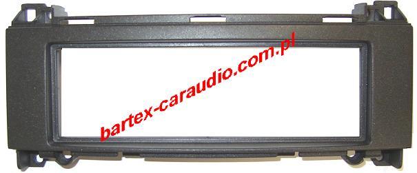 Merc.A-klasa W169 2004-> ramka pod radio 1DIN