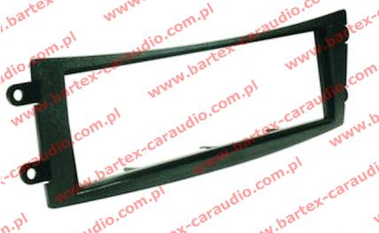 Mitsubishi ENDEAVOR ramka pod DODATKOWE radio 1DIN