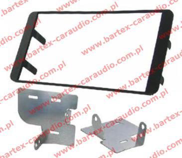 """Toyota GT86 2012-> +inne Ramka pod radio 2DIN z LCD-6.2"""""""