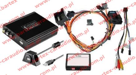 MERC z Comand NTG2 Interfejs Audio-Video_In x1+USB
