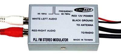 # Adapter Transmiter Modulator Caliber LT 9FM