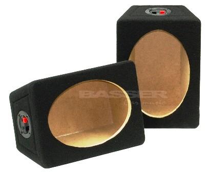 """Obudowy głośników owalnych 6x9"""""""