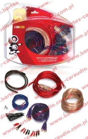 Zestaw przewodów instalacyjnych Kicx PK 208