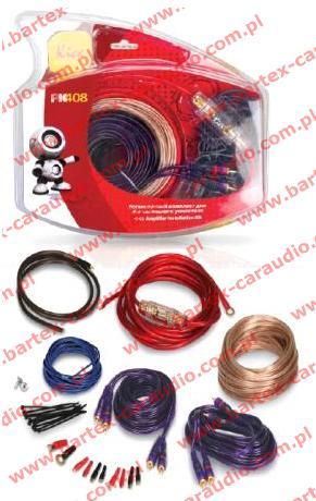 Zestaw przewodów instalacyjnych Kicx PK 408