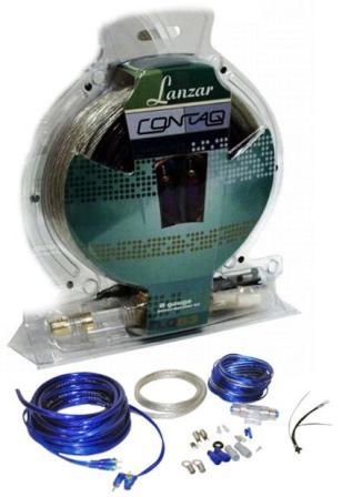 Zestaw przewodów instalacyjnych LANZAR LQ-83
