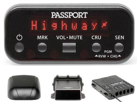 Antyradar ESCORT Passport 8500Ci Plus EURO