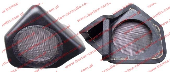 BMW-3 E36 panele do głośników o śr.165mm na drzwi PRZÓD