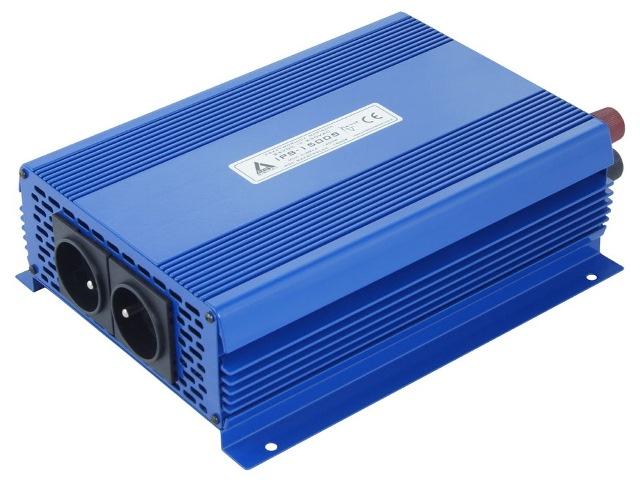 Przetwornica napięcia 24V -> 230V/1500W
